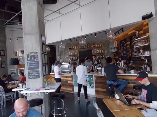 Condesa Coffee, Atlanta