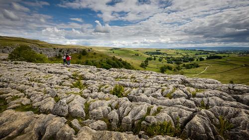 landscape yorkshire limestone vista malham yorkshiredales limestonepavement malhamcove goredalescar yorkshiredalesnationalpark nikond800