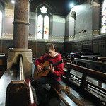 13. Guitar in St. Bart's