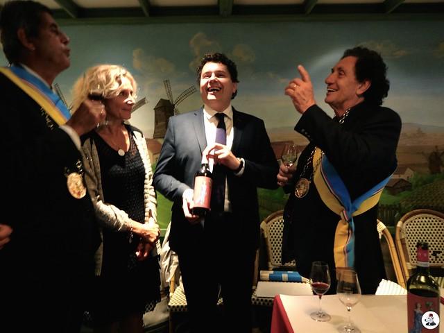 Intronisation Ambassadeur du Piémont