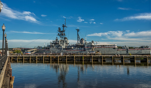 U.S.S. Barry, DD 933 by Geoff Livingston