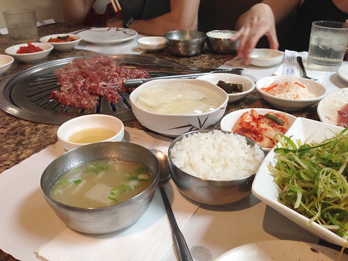 Bulgogi at The Corner Place