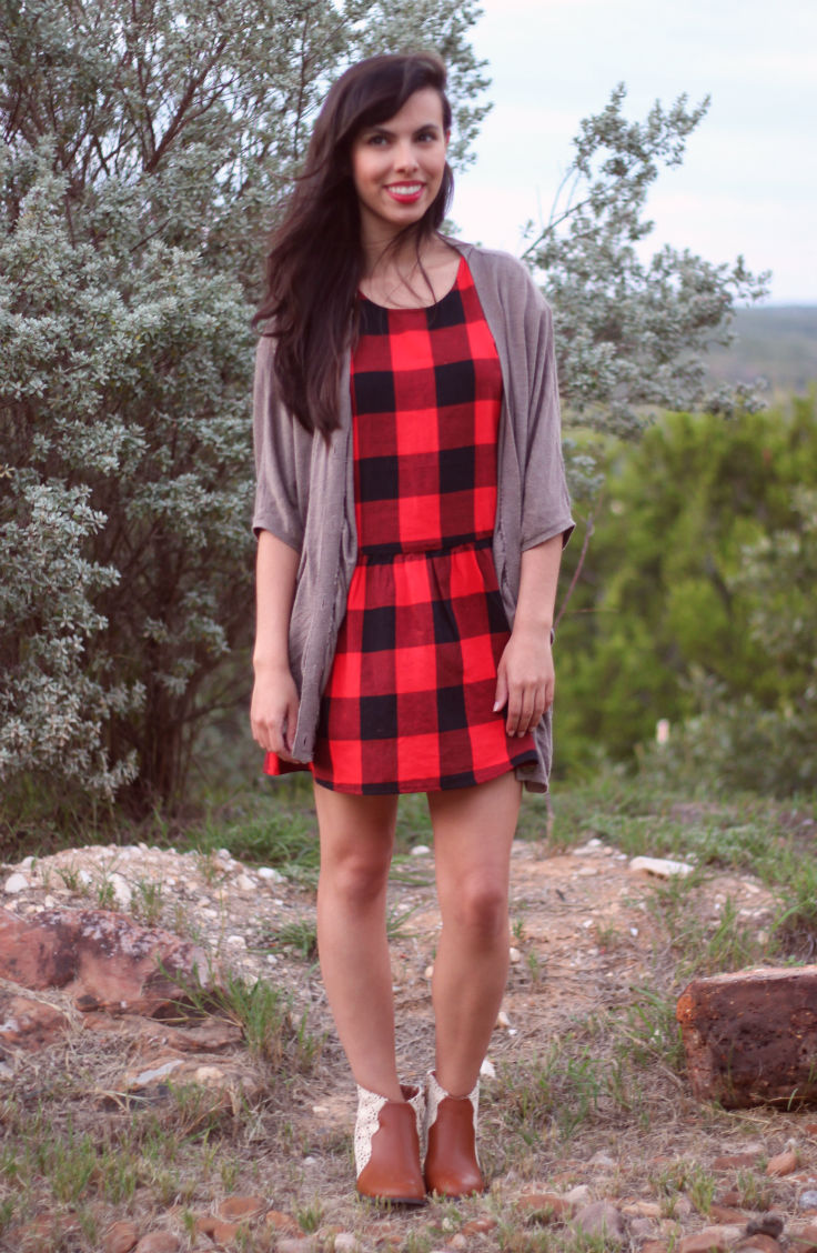 autumn plaid outfit, austin texas style blogger, austin fashion blogger, austin texas fashion blog
