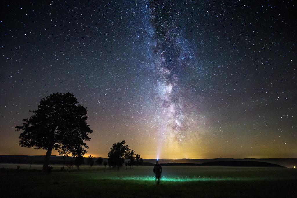 Photographier la Voie lactée