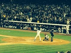 Last at bat in Yankee Stadium