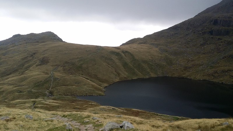 Angle Tarn and Rossett Pike #sh