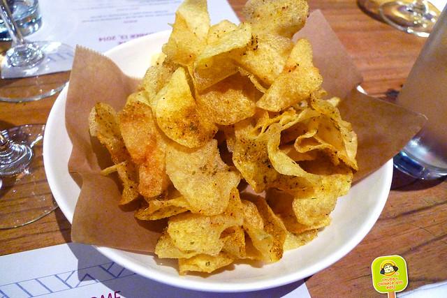 Corkbuzz - Potato Chips