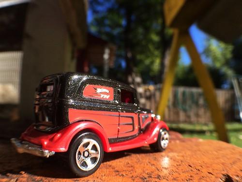 34 Ford Treasure Hunt