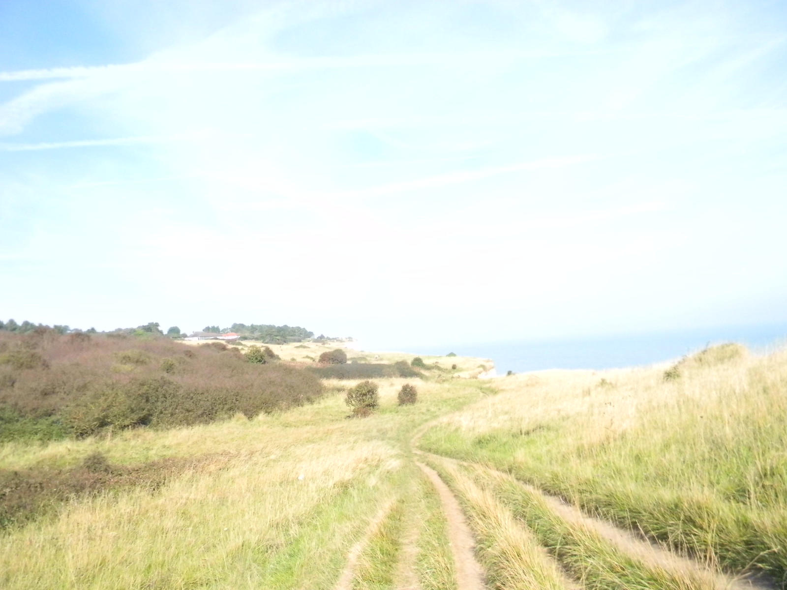 Looking back to Deal Deal to Dover