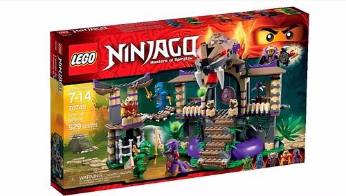 LEGO Ninjago 70749
