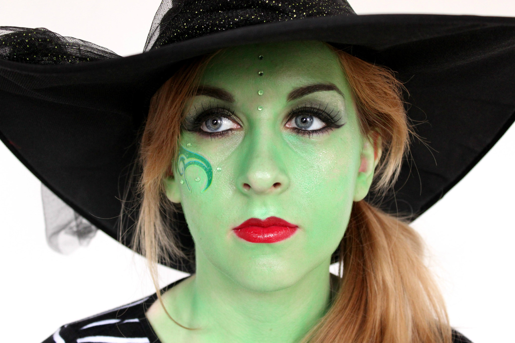 Asda Halloween Witch Make up