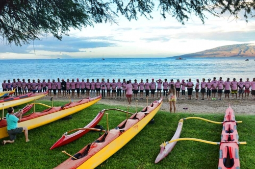 Paddle For Life courtesy of Pacific Cancer Foundation