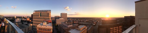 city sunset sc skyline southcarolina columbia rooftoplounge