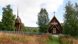 Kvikkjokk Church
