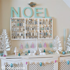 Christmas Mantle decoration