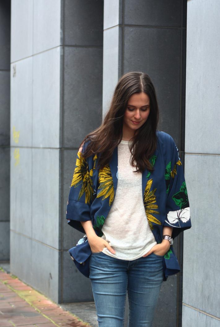 cheap monday skinny jeans oasap kimono
