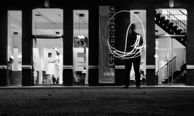 painting with light outside chapter arts