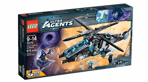LEGO Ultra Agents 70170