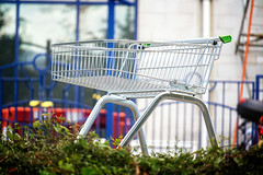 playground(0.0), shopping cart(1.0),
