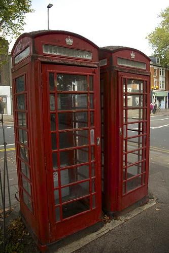 Chiswick High Road Telephone 1