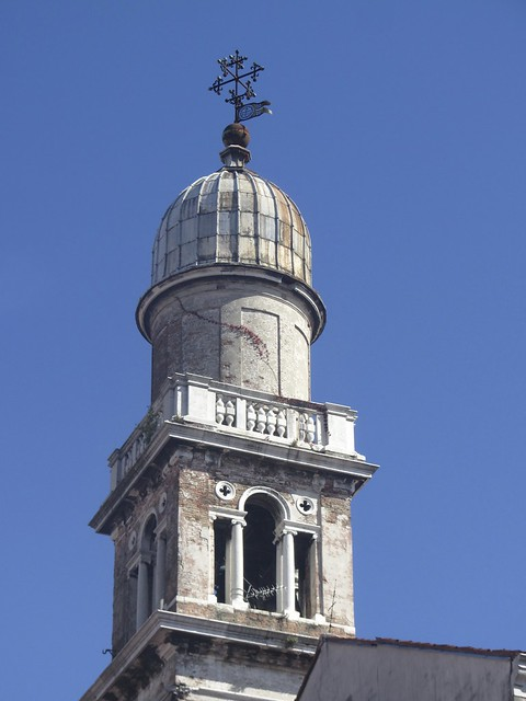 Church Tower Detail