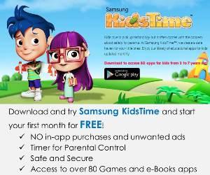 Samsung KidsTime