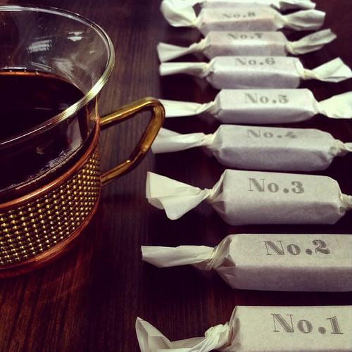 NUMBER SUGAR ☕️with Coffee