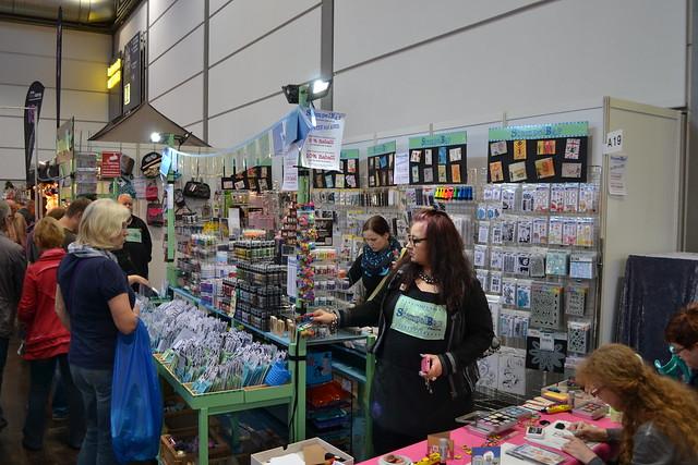 Leipzig - Messe Modell Hobby Spiel