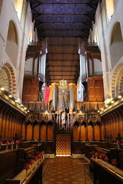 St Albans 대성당 파이프오르간 (Harrison&Harrison).JPG