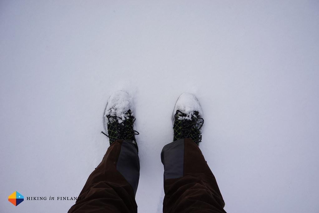 Sony A7R - Snow