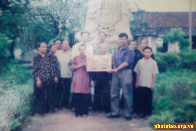 Bí ẩn ngôi chùa Phúc Lâm có thất mật tu ở Nam Định