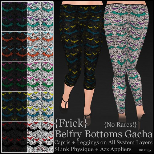 Frick Belfry Bottoms Gacha