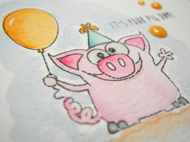 It's Your Pig Day (detail)