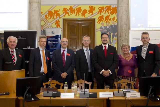 Cool North - Cultural Diplomacy, Sep 2014