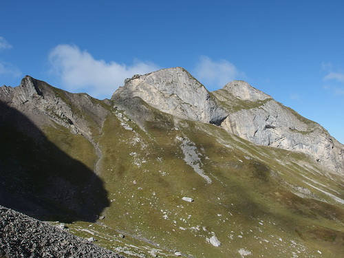 Hike to Mont Charvin