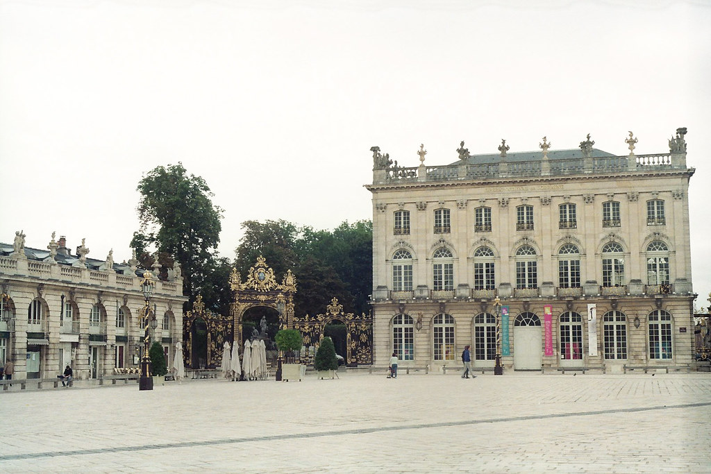 Nancy - Place Stanislas-5
