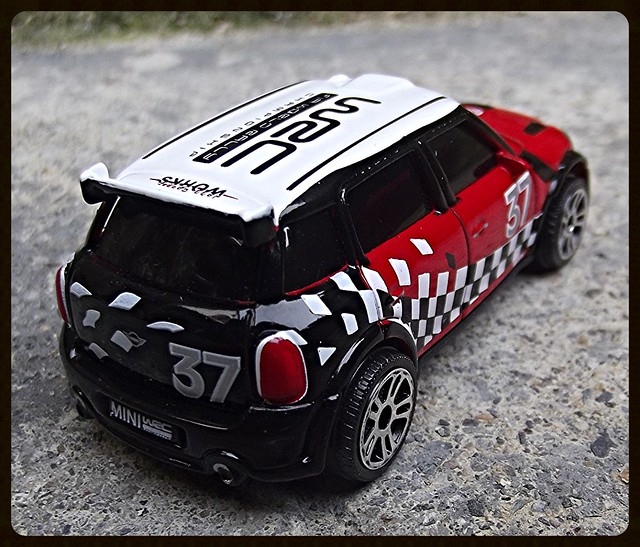 N°294F Mni cooper WRC 15459392415_8384db1765_z