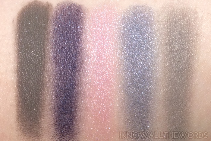 Mary Kay Midnight Jewels Eye Colour Palettes -sapphire noir