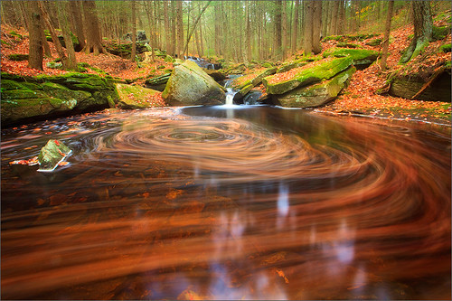 longexposure autumn waterfall stream massachusetts pelham patrickzephyr