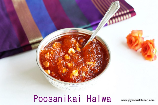 KASI HALWA RECIPE |POOSANIKAI HALWA| EASY DIWALI RECIPES ...