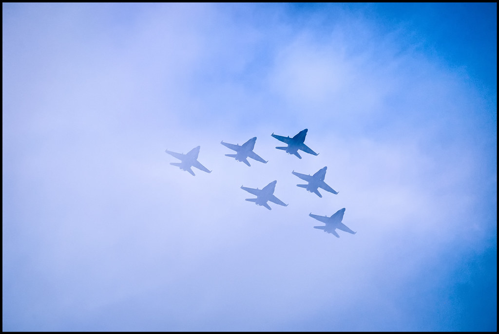 Blue Angels - San Francisco - 2014