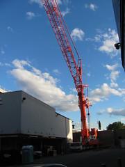 Brighton Landing construction, 2013-2014