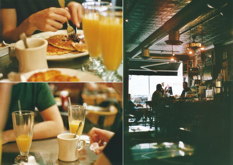 letztes frühstück in nyc