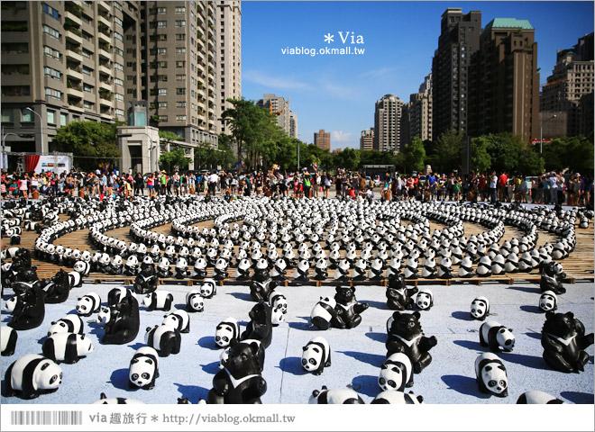 【台中】大都會歌劇院~可愛紙熊貓大軍來襲!台中七期的新亮點!16