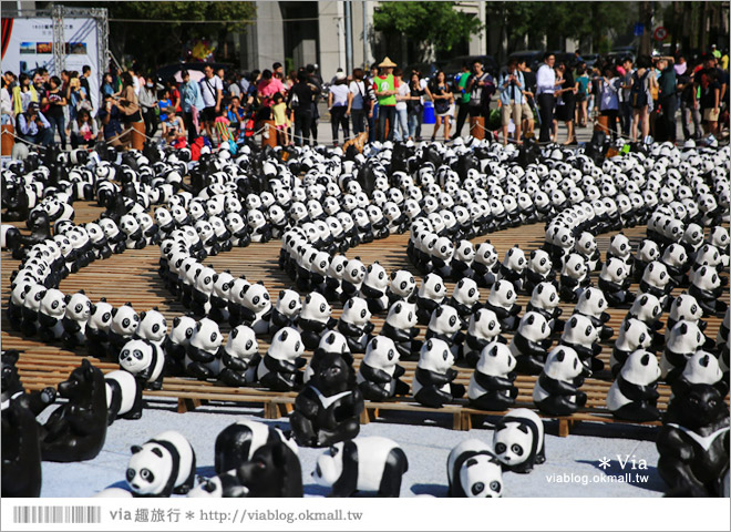 【台中】大都會歌劇院~可愛紙熊貓大軍來襲!台中七期的新亮點!18