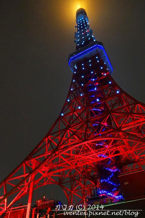 12-1刀口力日本東京鐵塔