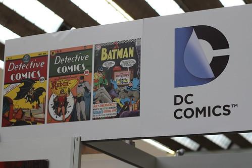 Batman (DC Comics) - Frankfurt Buchmesse 2014