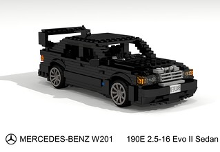 Mercedes-Benz W201 190E 2.5-16 Evolution II