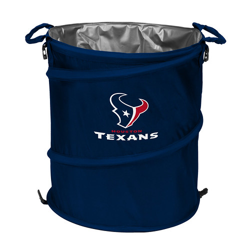 Houston Texans Trash Can Cooler