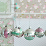 DIY vintage bauble tutorial
